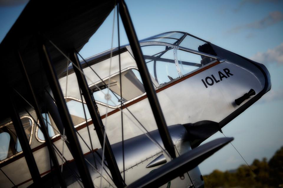 De Havilland Dragon Rapide, Aer Lingus