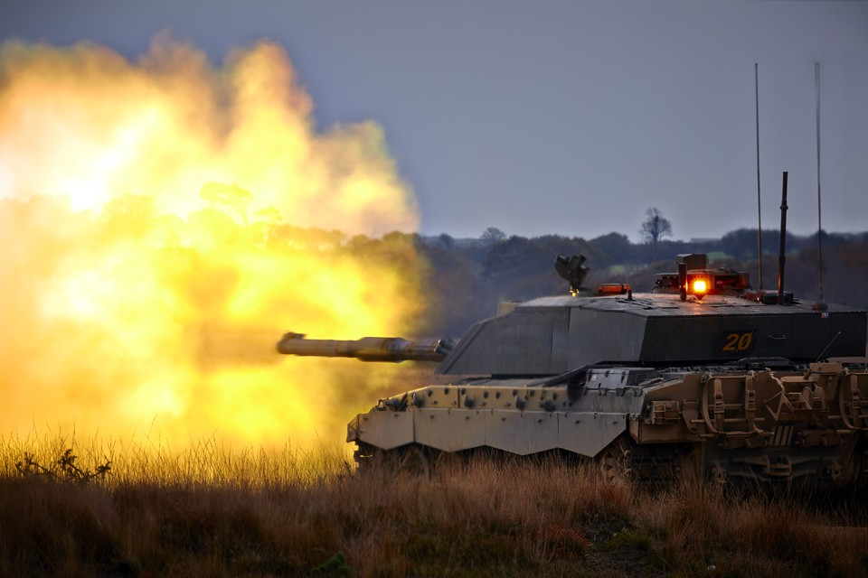 Challenger 2 Main Battle Tank