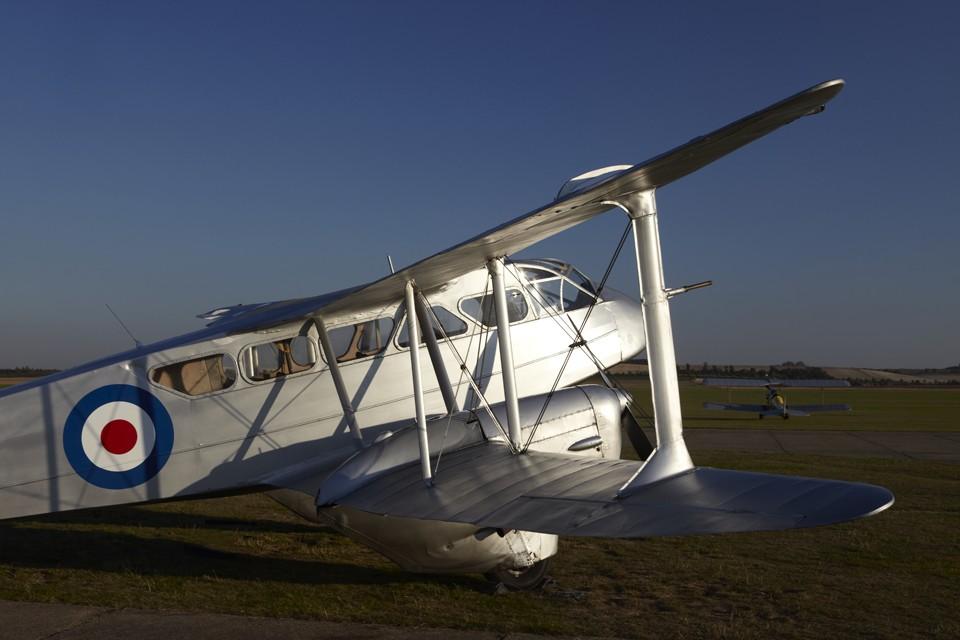 De Havilland Dragon Rapide Duxford