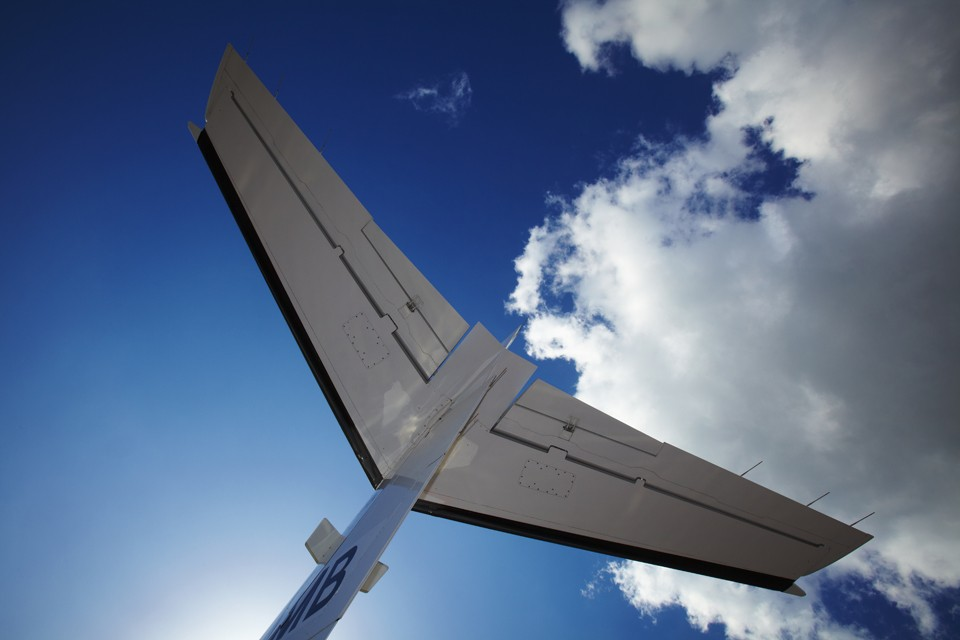 Cessna Citation Tail plane