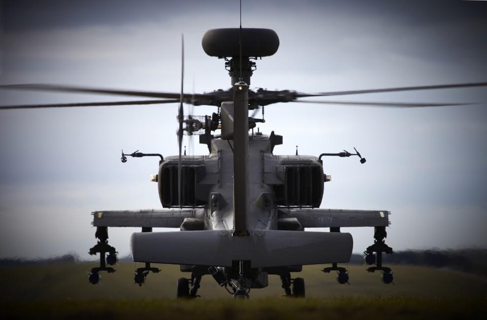 Apache Longsword
