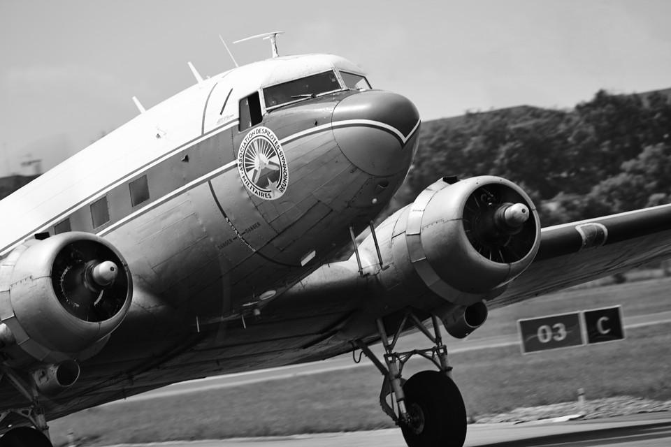 Douglas Dakota DC3 Sky Train