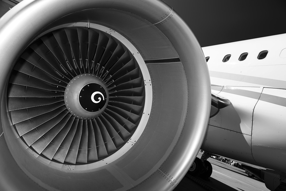 Airbus A300 Engine