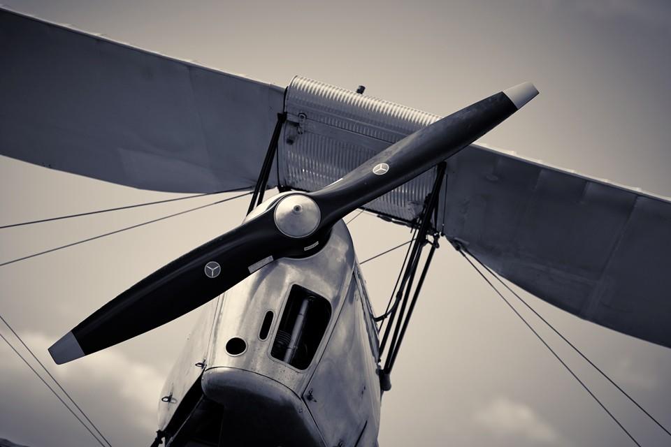 De Havilland DH 82 Tiger Moth