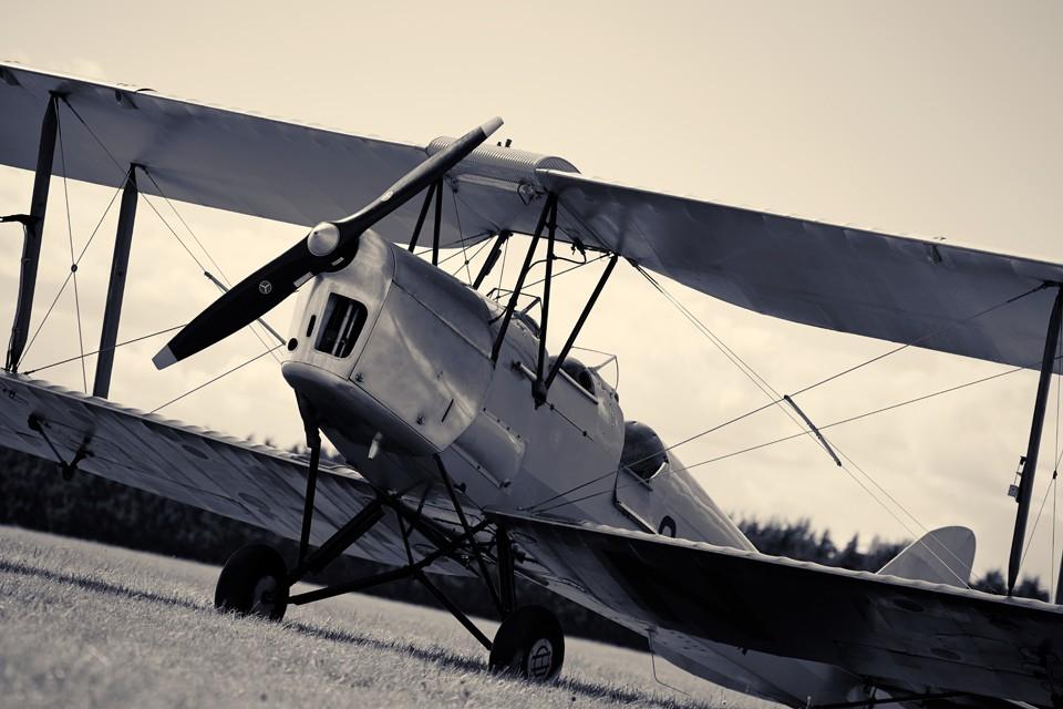 De Havilland Tiger Moth