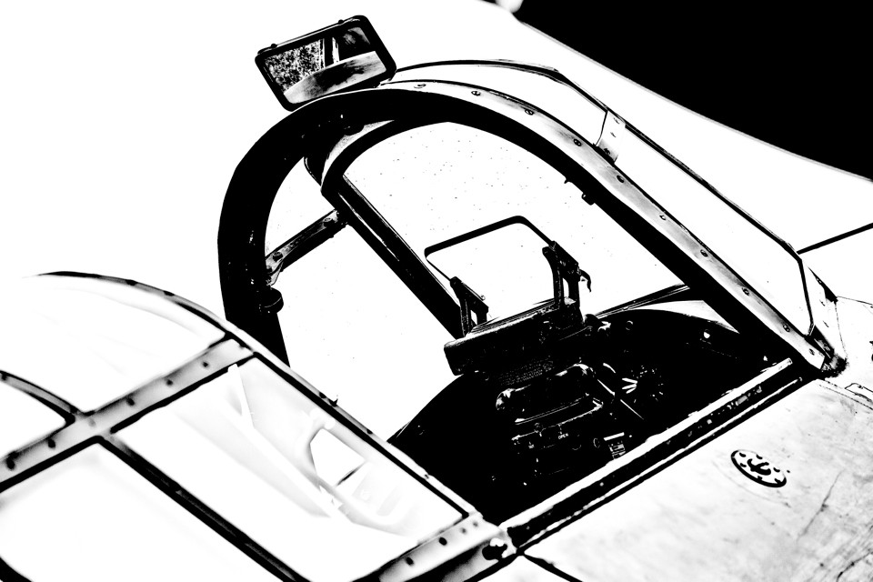 Hawker Hurricane Mk1 Cockpit
