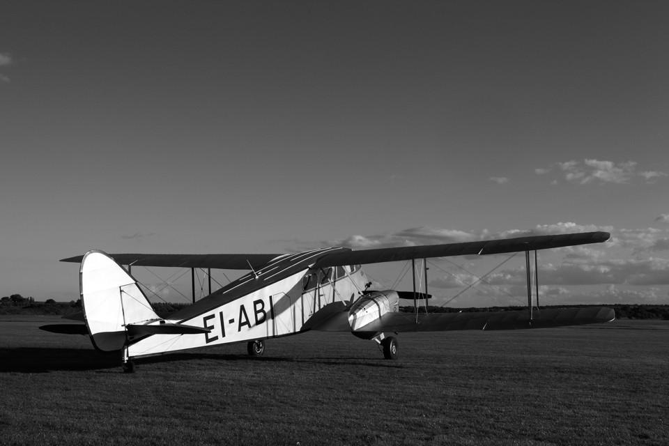 De Havilland Dragon Rapide Aer Lingus show aircraft