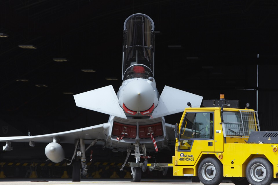 Eurofighter Conningsby