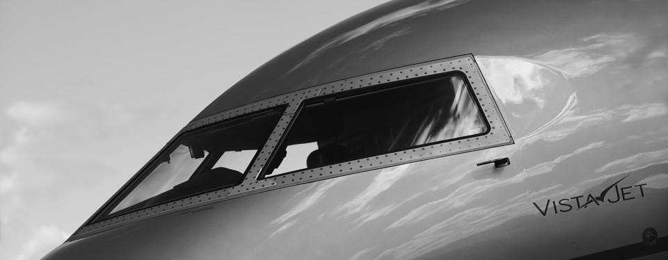 Bombardier Global Express VistaJet