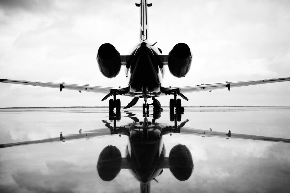 Hawker 900XP Business Jet