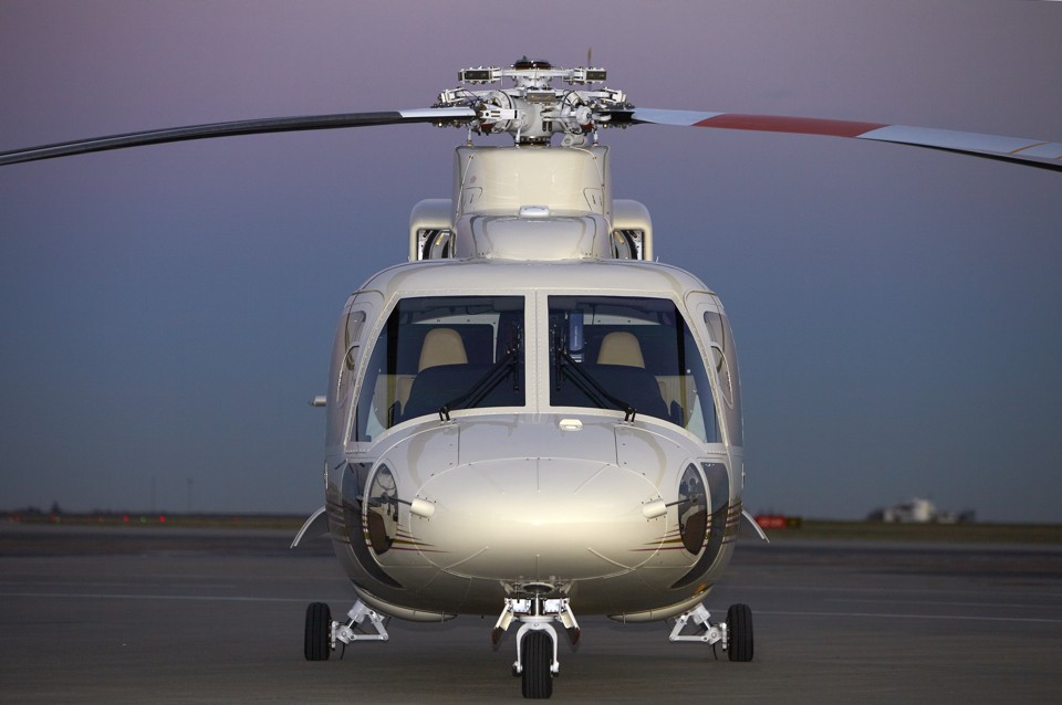 Sikorsky S76 Executive Stansted