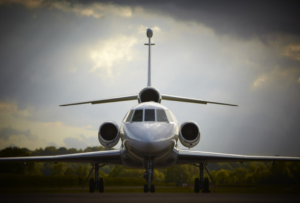 Dassault Falcon 50EX 900 Series