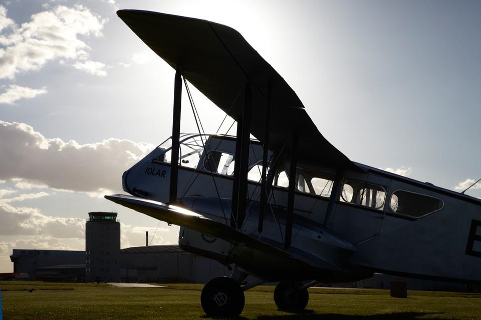 De Havilland Dragon Rapide Aer Lingus