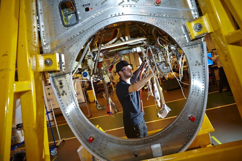 Alison Engine Mount