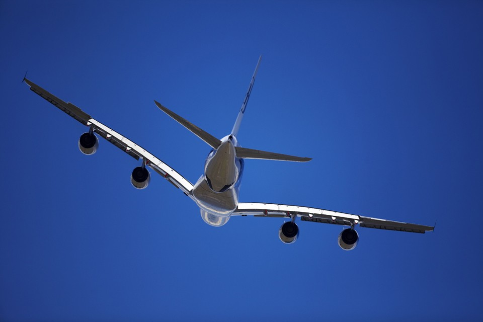 Airbus A380 Farnborough