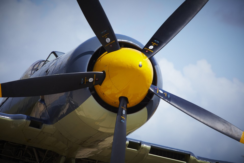Hawker Sea Fury Yeovilton