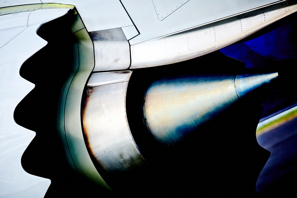 Rolls Royce Trent Turbofan Jet Engine