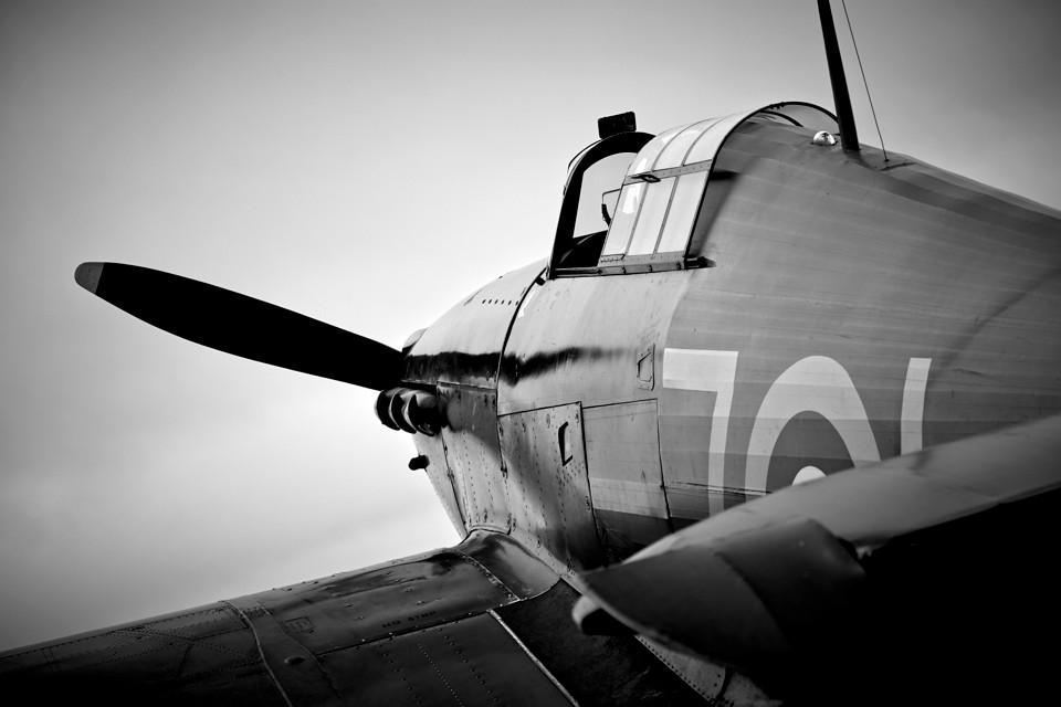 Battle of Britain Mk1 Hawker Hurricane