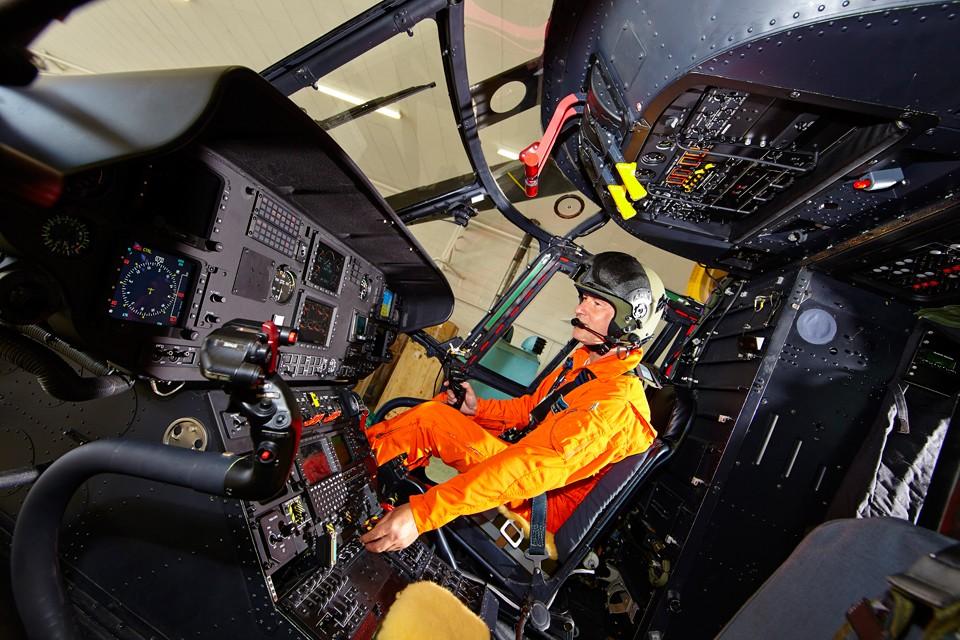 Refurbished Pumas RAF