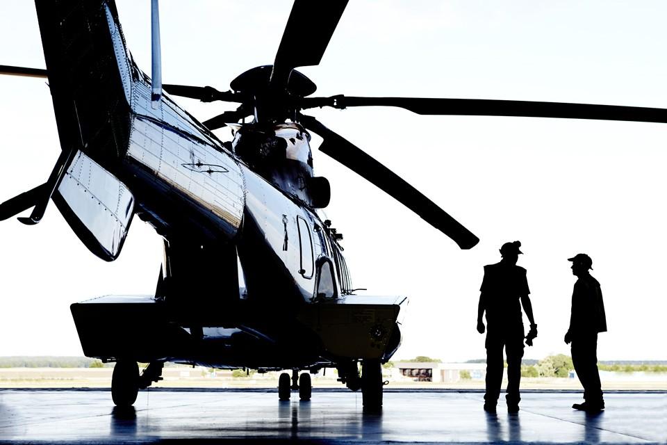 Eurocopter EC225 Aberdeen
