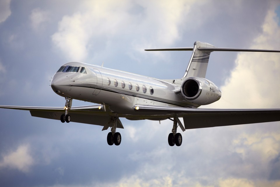 Gulfstream Landing
