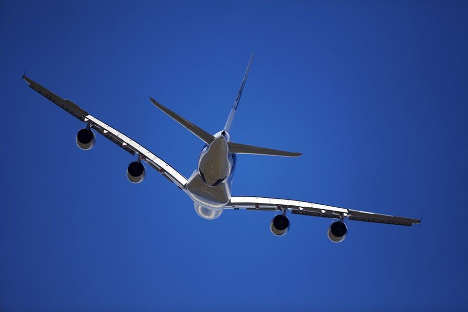 Airbus A380 Farnborough