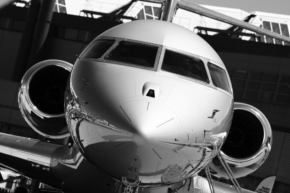 Bombardier Global Express Challenger