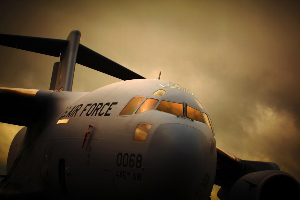Boeing C17 Globemaster 3