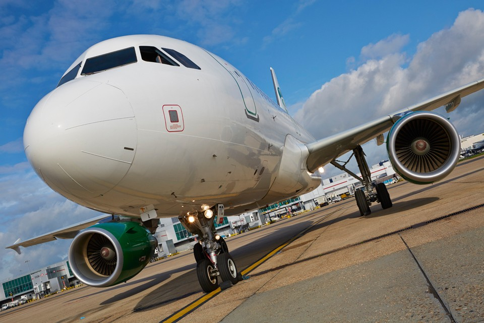 Airbus A320 Gatwick