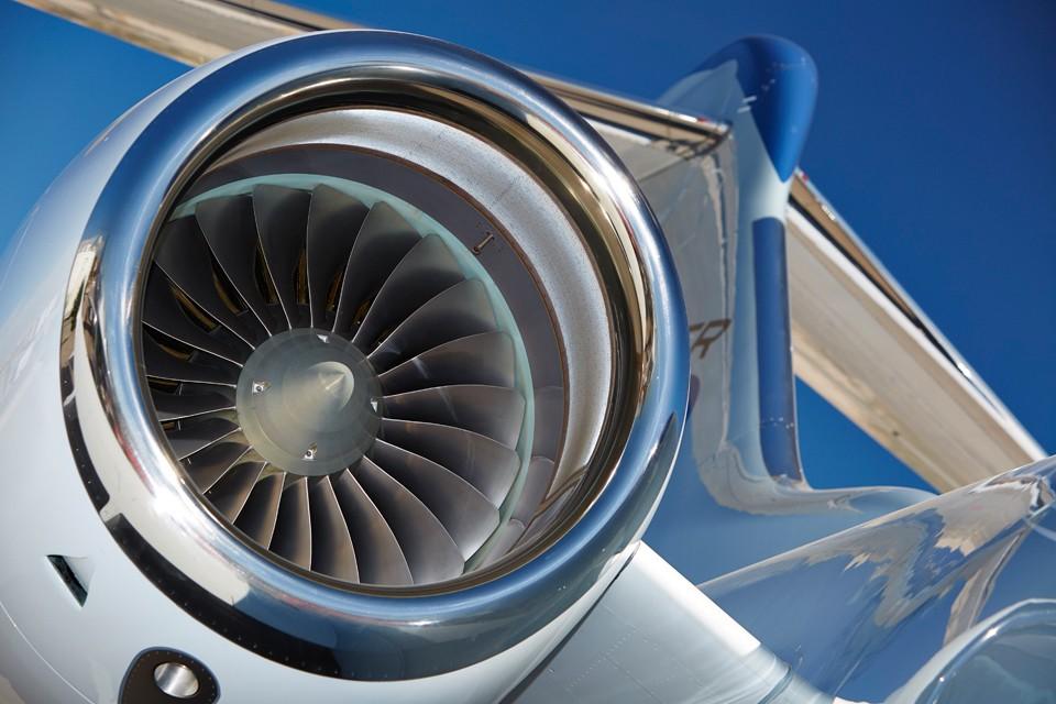 Bombardier Engine