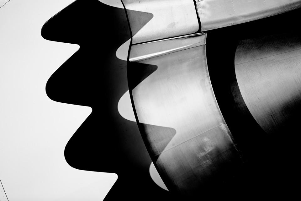Rolls Royce Trent Jet Engine
