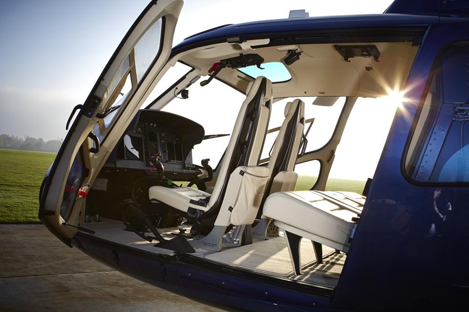 Farnborough Aircraft Interiors G-CIMR