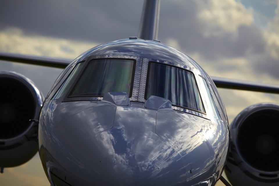 Cessna Ctation XLS Moody Sky