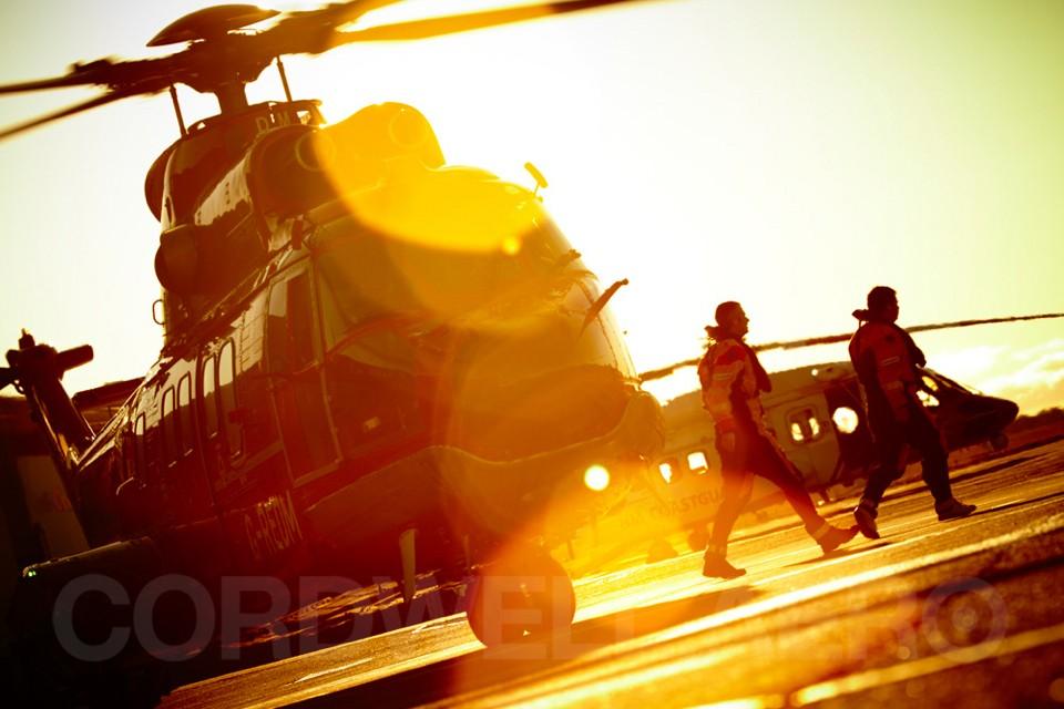 Honeywell Bond Helicopters