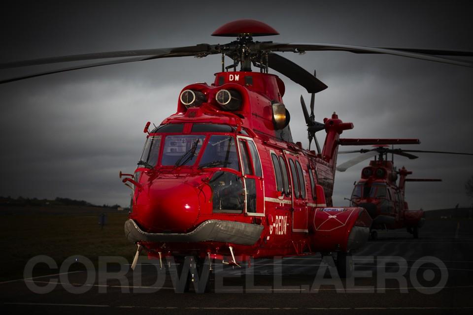 Bond Super Puma Aberdeen