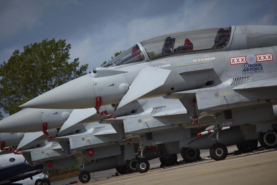 Eurofighter Readiness