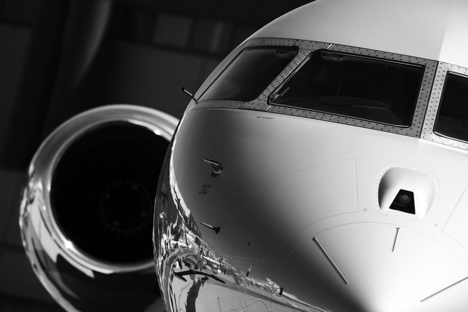 Bombardier Global Express Challenger EBACE