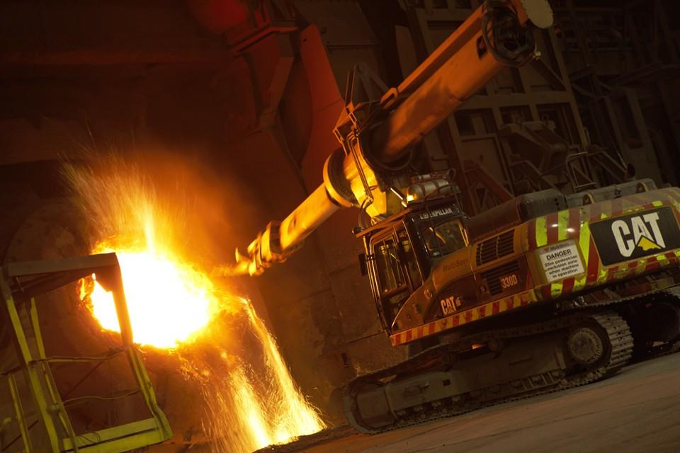 TATA_Steel Works