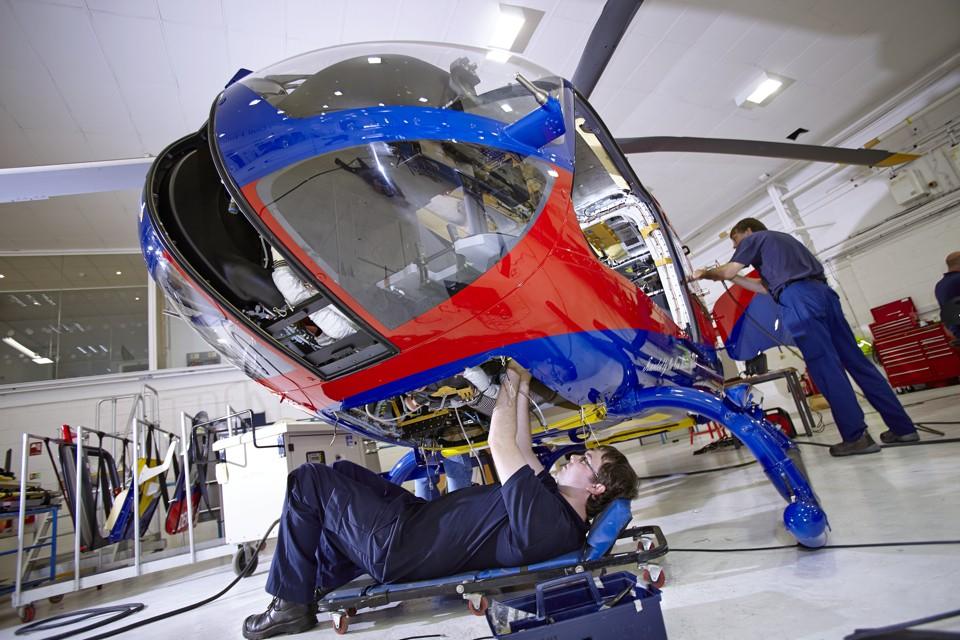 Eurocopter Oxford