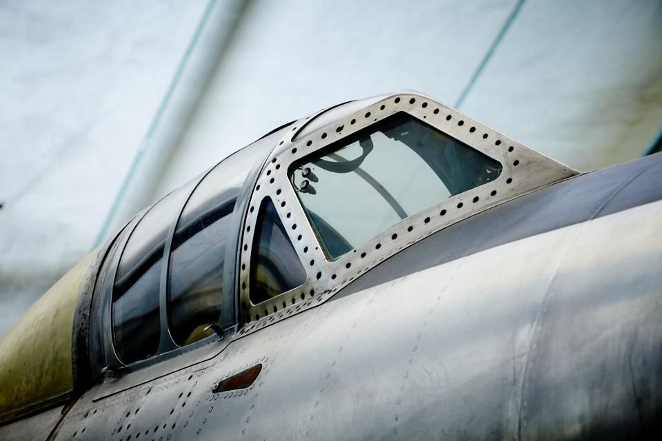 Dassault Experimental aircraft