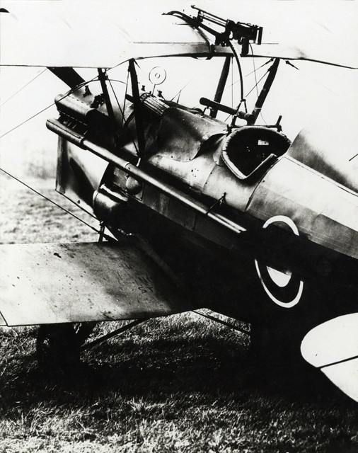 Royal Aircraft Factory Scout Experimental 5
