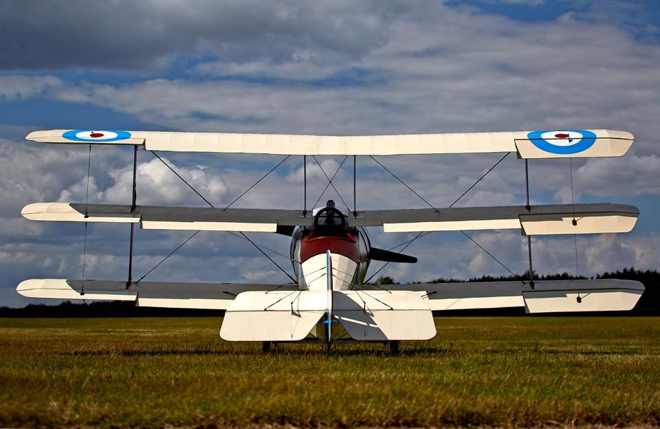 Sopwith Triplane WW1 Fighter Aircraft