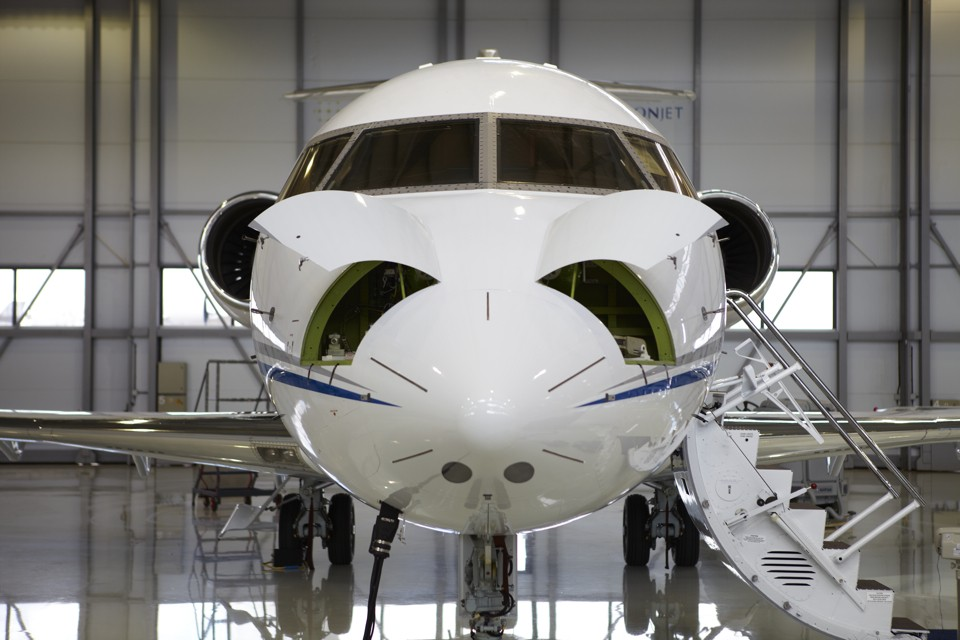 Bombardier Inspection